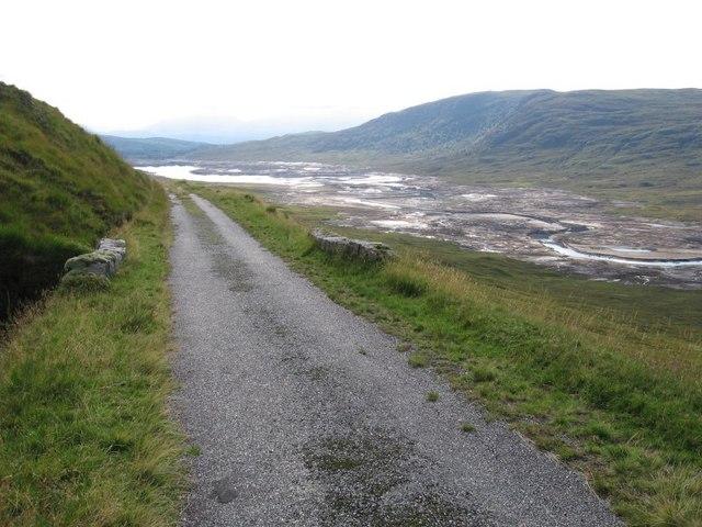 "The ""Road to the Isles"" - Cluanie Inn to Loch Loyne"