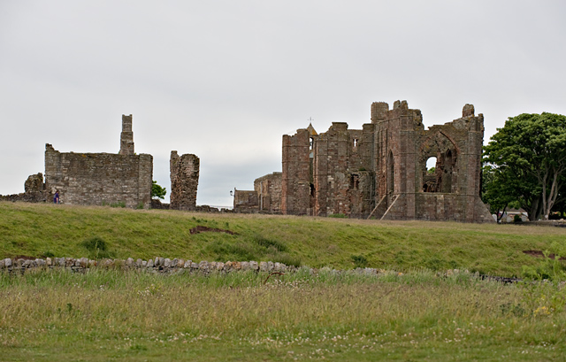 Lindisfarne Priory and Church