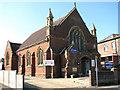 TG3136 : Methodist church by Evelyn Simak