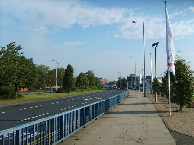 Ring Road View