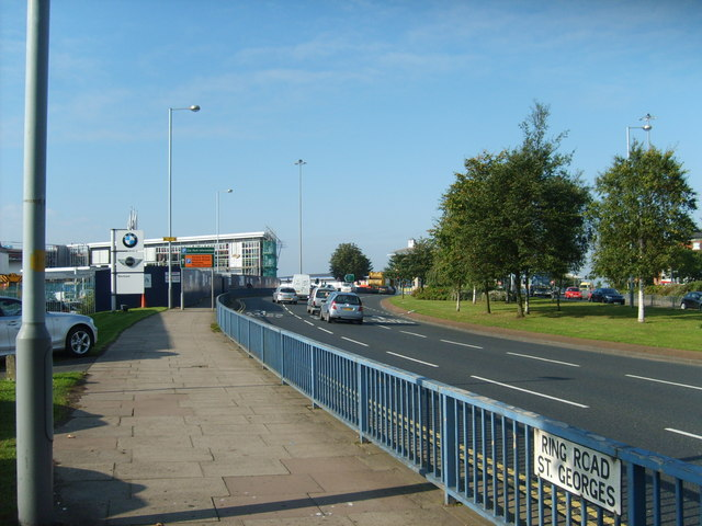 Ring Road St Georges