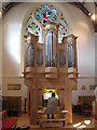 TQ3372 : Pulham organ in St Stephen's by Stephen Craven