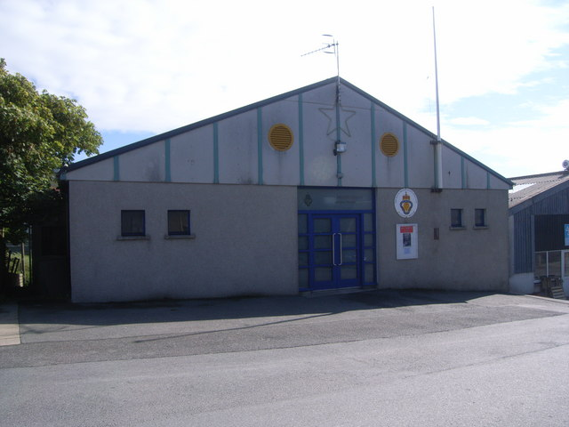 Royal British Legion Scotland, Scalloway Branch