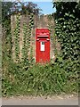 ST9800 : Cowgrove: postbox № BH21 47 by Chris Downer