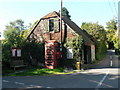 ST8104 : Winterborne Houghton: village amenities by Chris Downer