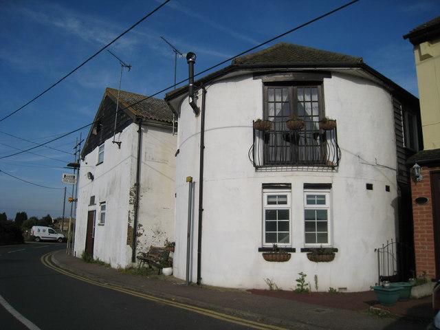 Oast House at Lower Halstow Social Club, Breach Lane, Lower Halstow