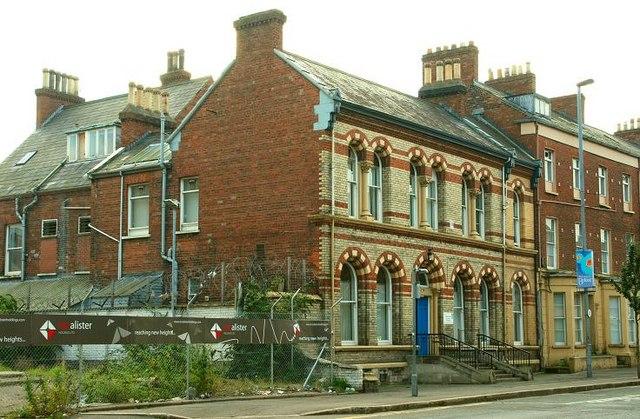 Shaftesbury Square Hospital, Belfast