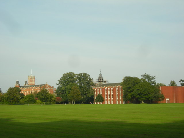 Christ's Hospital School and playing fields