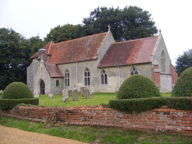 St.Leonard's Church, Billingford
