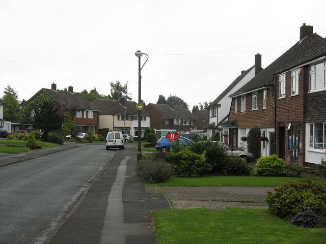 Four Oaks - Ley Hill Road