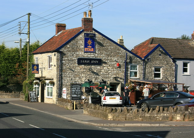 2008 : The Star Inn, High Littleton