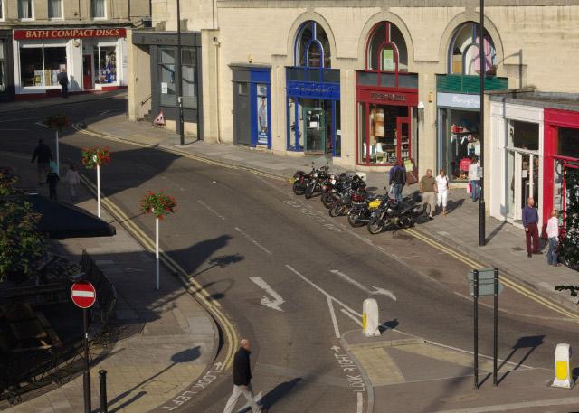 Saracen Street, Bath