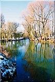 SU2098 : River Coln by P L Chadwick