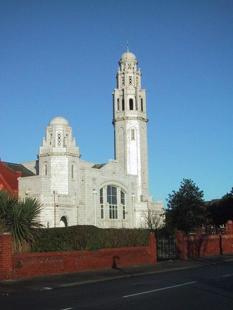 The White Church, Lytham St Anne's