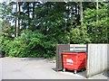 SU8054 : The ubiquitous 'Biffa' bin by Given Up