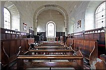 SE3766 : St Mary, Roecliffe, North Yorkshire - East end by John Salmon