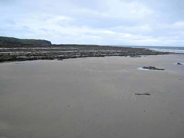 Beach near Streedagh Point