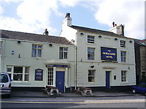 SD4364 : The Morecambe Hotel, Lords Street, Morecambe by Alexander P Kapp