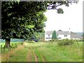 SJ5470 : Delamere - view towards Eddisbury Lodge Cottage by Mike Harris