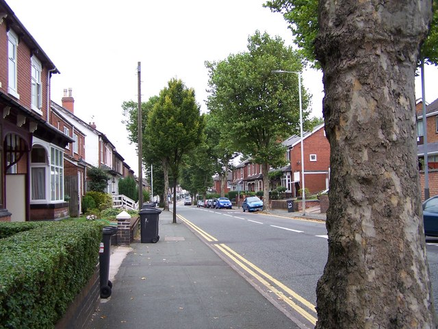 Lea Road.