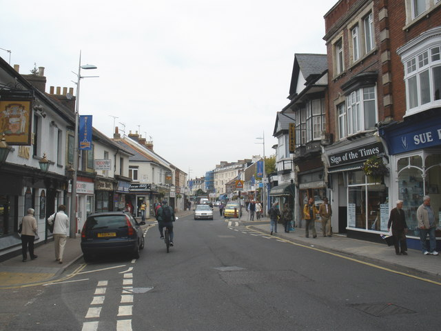 Exeter Road, Exmouth