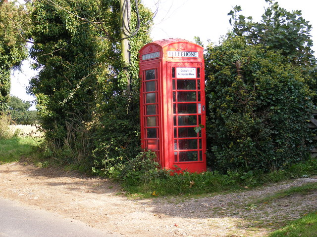 Walpole Telephone Box