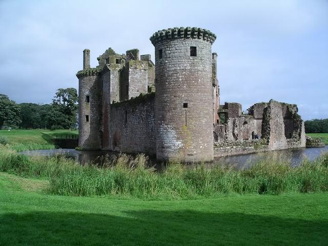 Murdoch's Tower, Caerlaverock Castle