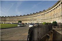 ST7465 : The Royal Crescent, Bath by Stephen McKay