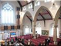 NZ2742 : Interior of St Nicholas Church by Stephen Craven