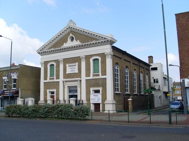 Trinity Baptist Church, Bexleyheath