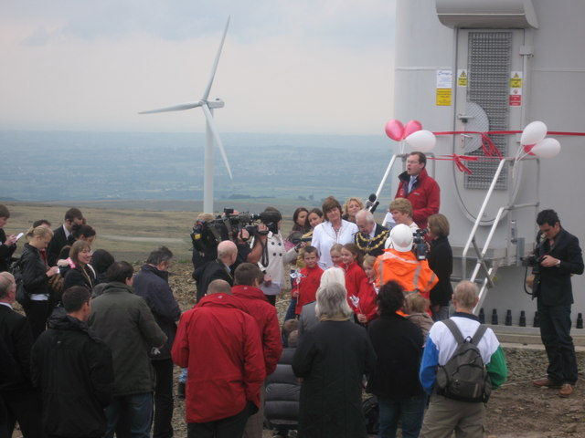 Scout Moor Wind Farm Official Opening (3)