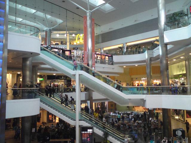 West Quay Shopping Centre