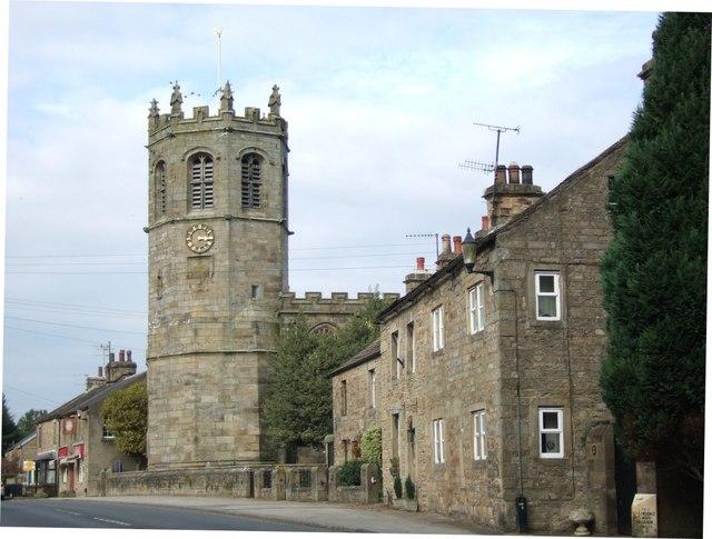 St Margaret's Church, Hornby