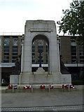 SD7109 : War Memorial, Bolton by Kenneth  Allen
