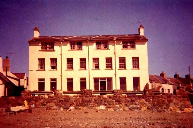 Gwesty Tŷ Newydd Hotel yn/in 1962