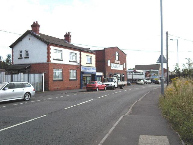 Rookery Street,  Wednesfield