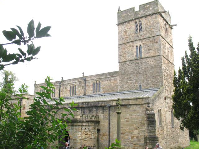 St Brandon's, Brancepeth