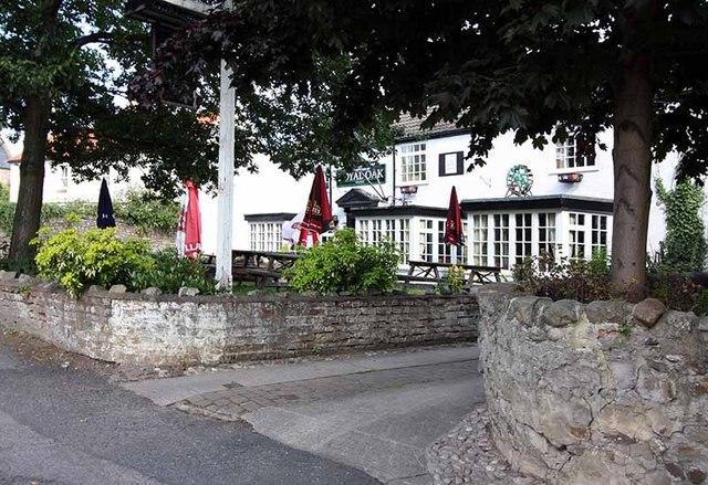 The Royal Oak, Staveley