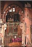 TQ3480 : St Peter's London Docks, Wapping Lane by John Salmon