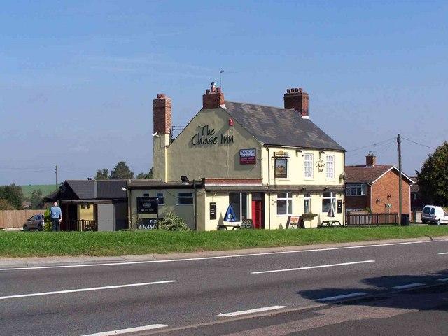 The Chase Inn, A5