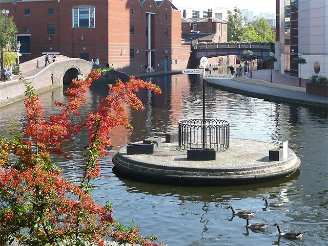 Farmer's Bridge Junction, Birmingham