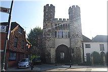 TR1557 : Kings School, Canterbury by N Chadwick
