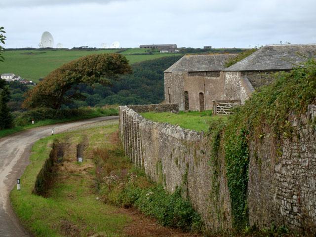 Stowe Barton Farm - a closer view
