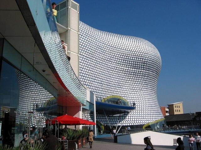 Selfridges Store, Bullring, Birmingham