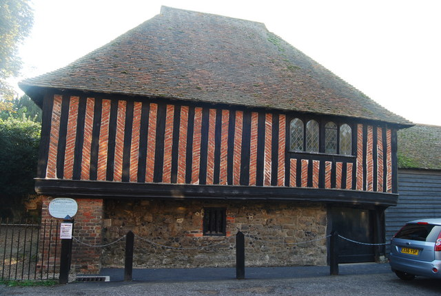 The old town hall, Fordwich
