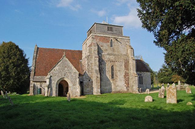 St. George's Church, Damerham, Hampshire