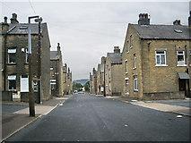 SE0724 : Fenton Road, Sowerby Bridge by Alexander P Kapp