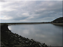 SH6214 : Low tide near Barmouth by Dave Croker