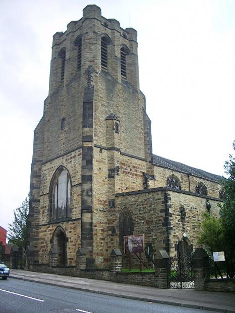 The Parish Church of St Paul, King Cross