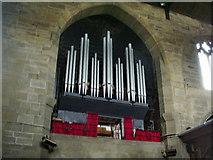 SE0824 : The Parish Church of St Paul, King Cross, Organ by Alexander P Kapp